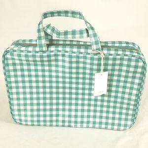 Kestrel Weekender Gingham Bag